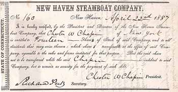 New Haven Steamboat Co.