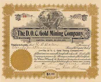 D.O.C. Gold Mining Co.