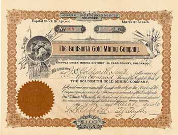 Goldsmith Gold Mining Co.