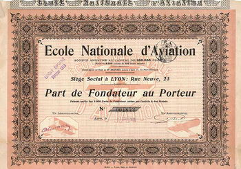 Ecole Nationale d'Aviation