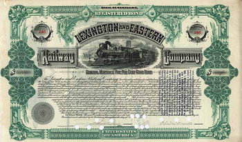 Lexington & Eastern Railway