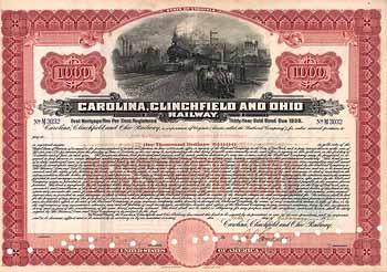 Carolina, Clinchfield & Ohio Railway