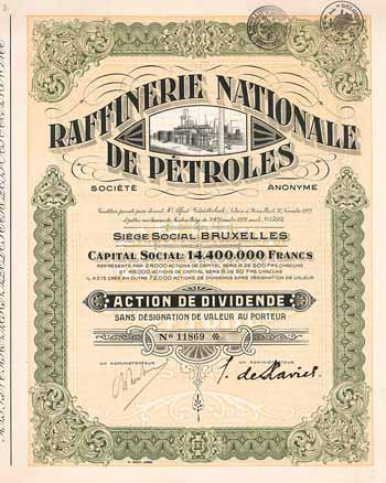 Raffinerie Nationale de Petroles S.A.