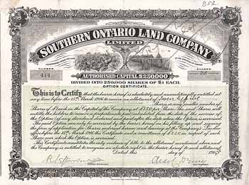 Southern Ontario Land Co.