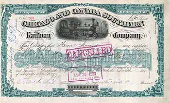 Chicago & Canada Southern Railway