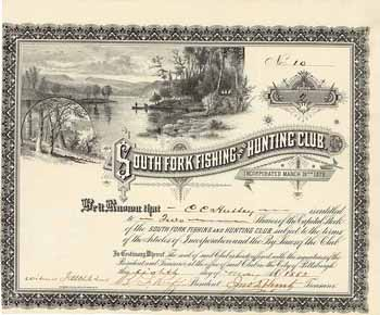 South Fork Fishing and Hunting Club