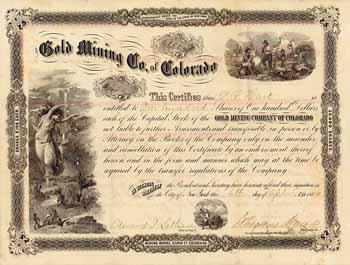 Gold Mining Co. of Colorado