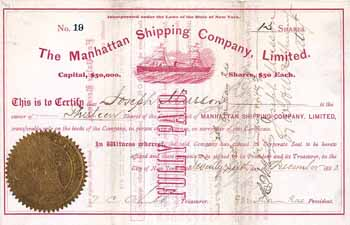Manhatten Shipping Company