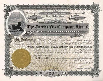Eureka Fox Company, Ltd.