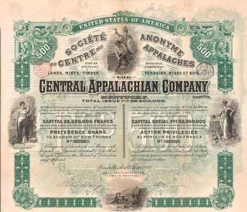 Central Appalachian Company
