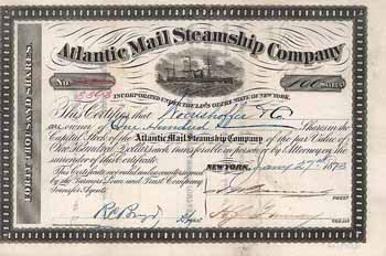Atlantic Mail Steamship Co.