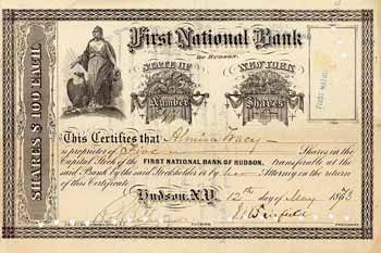 First National Bank of Hudson