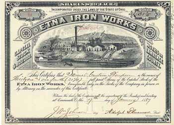 Etna Iron Works Co.