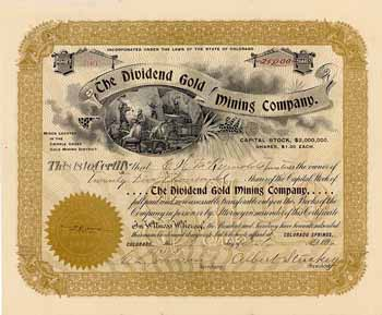 Dividend Gold Mining Co.