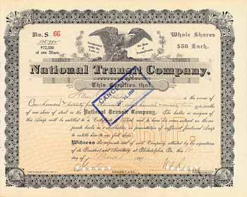National Transit Co. (OU H. H. Rogers)