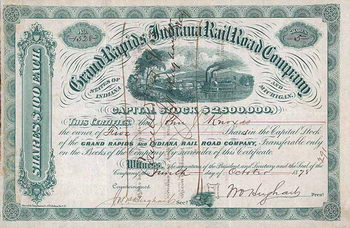 Grand Rapids & Indiana Railroad