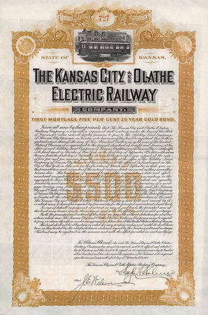 Kansas City & Olathe Electric Railway