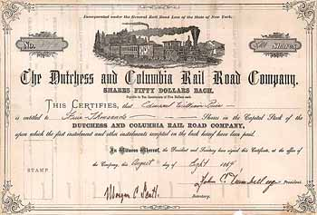 Dutchess & Columbia Railroad