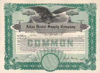 Atlas Dental Supply Co.