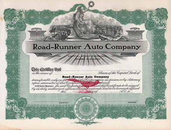 Road-Runner Auto Co.