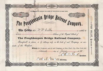 Poughkeepsie Bridge Railroad