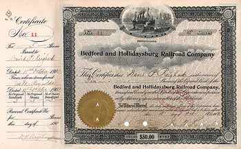 Bedford & Hollidaysburg Railroad