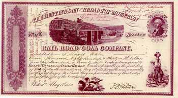 Huntingdon & Broad Top Mountain Railroad & Coal