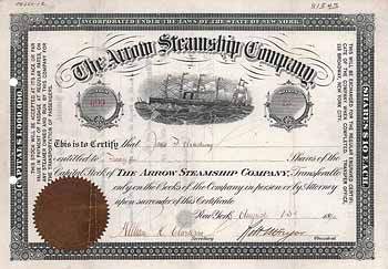 Arrow Steamship Co.