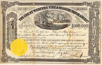Great Western Fire and Marine Insurance Co.
