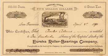 Eureka Roller Bearings Co.