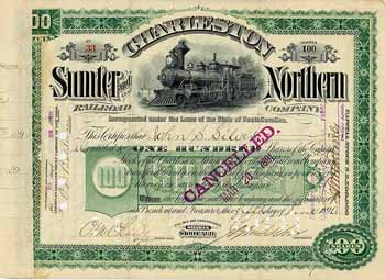 Charleston, Sumter & Northern Railroad