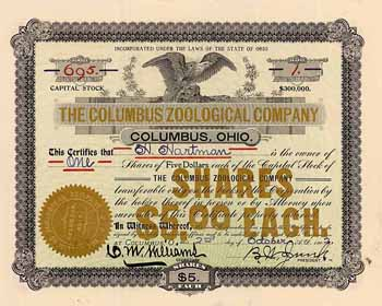 Columbus Zoological Company