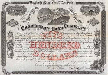 Cranberry Coal Company