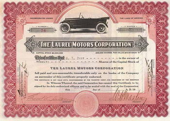 Laurel Motors Corp.