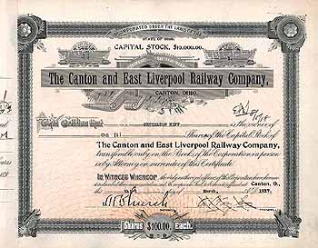 Canton & East Liverpool Railway