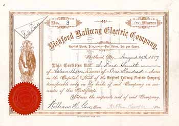 Bickford Railway Electric Co.
