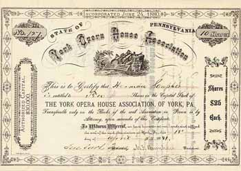 York Opera House Association