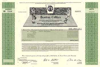 Boston Celtics Limited Partnership