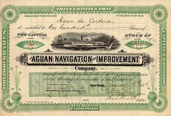 Aguan Navigation and Improvement Co.