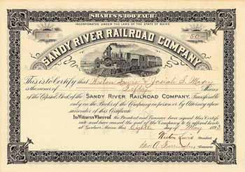 Sandy River Railroad