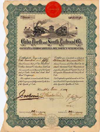Cuba North and South Railroad