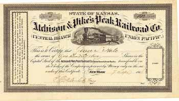 Atchison & Pike's Peak Railroad