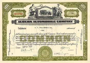 Auburn Automobile Co.