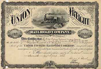 Union Freight Railroad