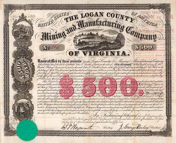 Logan County Mining and Manufacturing Co. of Virginia