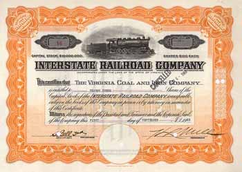 Interstate Railroad