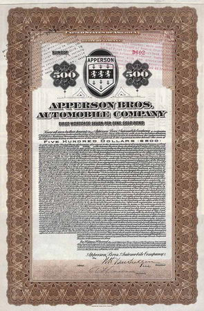Apperson Bros. Automobile Co.
