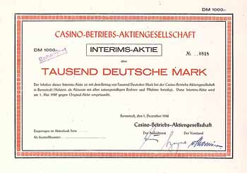 Casino-Betriebs-AG