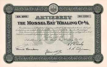 Mossel Bay Whaling Co. A/S