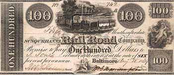 Baltimore & Susquehanna Rail Road